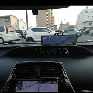 格安出品 ミラー型 ドライブレコーダー ダッシュボード 設置 吸盤 スタンド デジタルルームミラー 角度調整自由 - 車のパーツ