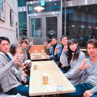 【渋谷Cafe会】知らない人と仲良くなろう!