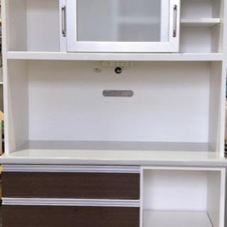 【123M1】食器棚 キッチン収納