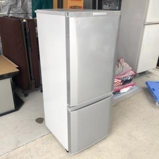 2015年製 三菱 ノンフロン冷凍冷蔵庫「MR-P15Y-…