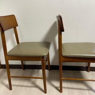 椅子 2脚 - 名古屋市