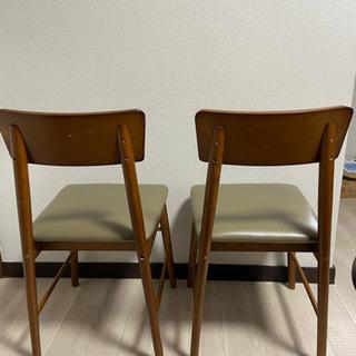 椅子 2脚 - 家具
