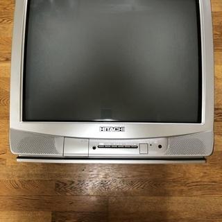[美品] テレビ 日立 カラーテレビ C21-ST90 21形 ...