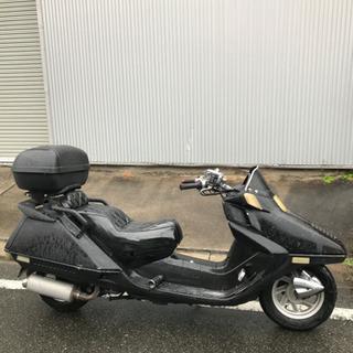 実働 ホンダ フュージョン 交換用タイヤ付き MF-02