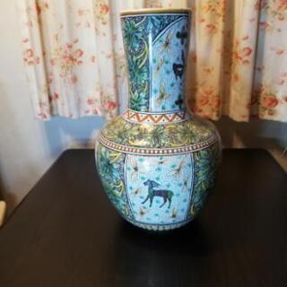 値下げします。ポルトガル製?大型花瓶