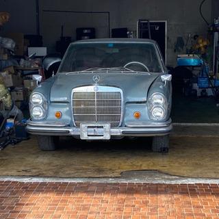 値交渉可 1969年式 W108 メルセデスベンツ 280S 現...