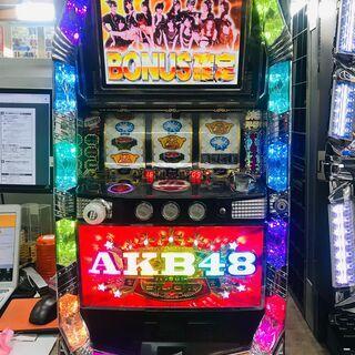 ぱちスロ AKB48 スロット実機