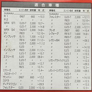 [スバル][マツダ][ニッサン][ミツビシ]日本製E/Gオイルフ...