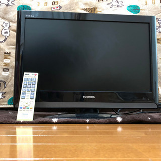 東芝 22インチ 液晶テレビ