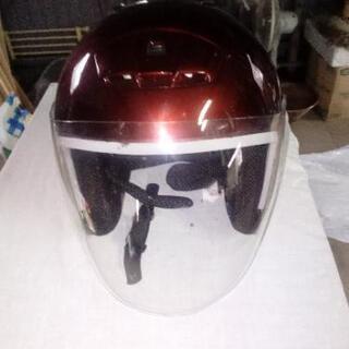 ヘルメットです