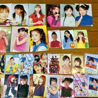 モーニング娘。写真・カード 29枚 290円
