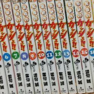 [金色のガッシユ] 22巻  700円