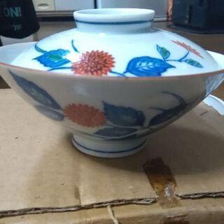 新品、有田焼の蓋付きご飯茶碗5個セットです🍚 - 北九州市