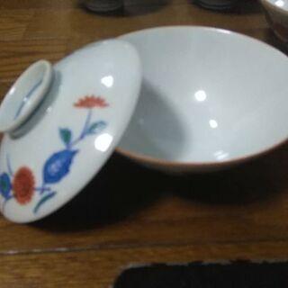 新品、有田焼の蓋付きご飯茶碗5個セットです🍚 - 生活雑貨