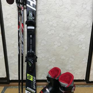 スキー用品 一式 子供用