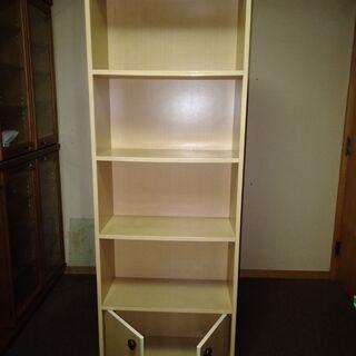 棚、本棚 2点 お譲りします。
