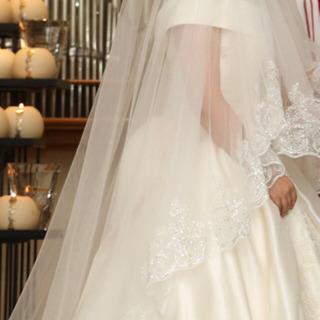 【3/14値下げ】結婚式 ウェディングベール