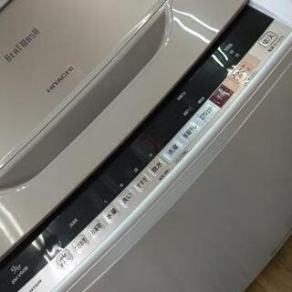 J005★1年保証★9K洗濯機★HITACHI BW-V90B(N) 2017年製  − 愛知県