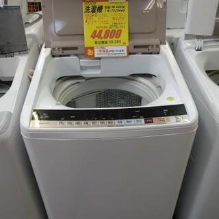 J005★1年保証★9K洗濯機★HITACHI BW-V9…