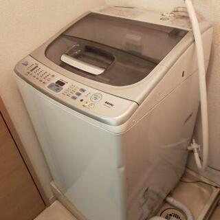 洗濯乾燥機10kg  差し上げます