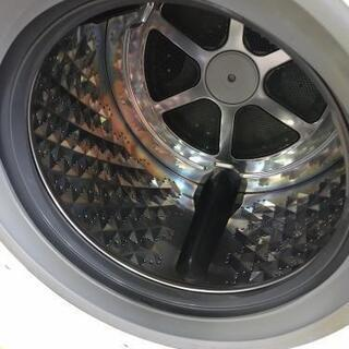 J064★6か月保証★9K/6Kドラム洗濯乾燥機★Panasonic NA-VX3100L 2012年製  - 家電