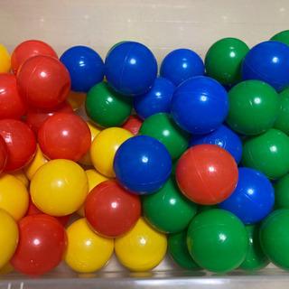 ボールプール ボール84個