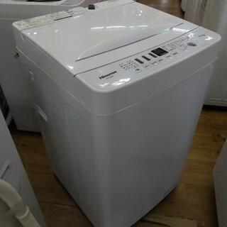 J086★6ヶ月保証★5,5K洗濯機★Hisense HW-T55D 2020年製  - 売ります・あげます
