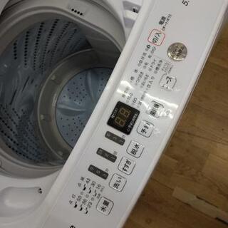 J086★6ヶ月保証★5,5K洗濯機★Hisense HW-T55D 2020年製  − 愛知県