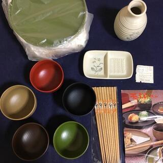 【新品】天ぷらセット[A] お蕎麦セット