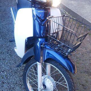 ホンダ スーパーカブ 中古美品 50cc 車番JBH AA04 ...