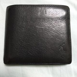 【中古美品】ラルフローレンの財布