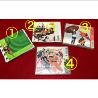 NARUTO好き必見 CD&DVDセット
