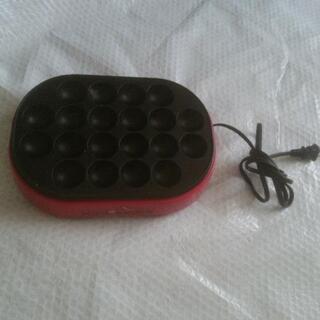 ユーパ 電気たこ焼き器