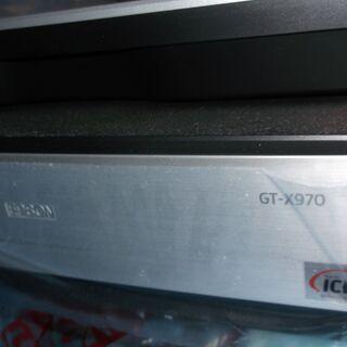EPSONスキャナー GTX970