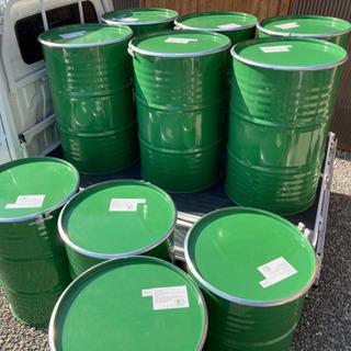 オープン型ドラム缶(熊本県八代市)① - 売ります・あげます