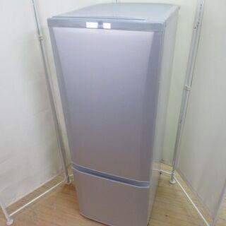 JAKN1933/冷蔵庫/2ドア/シルバー/右開き/ガラスシェル...