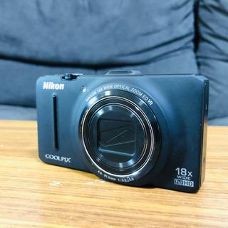 【保存状態◎】Nikonデジカメ