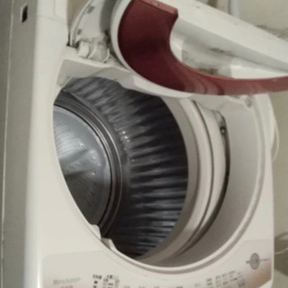 SHARP 洗濯機 ジャンク品 故障