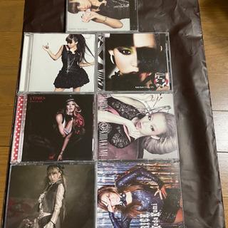 倖田來未アルバム CD、DVD