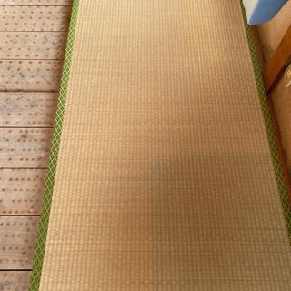 比較的良い畳4枚