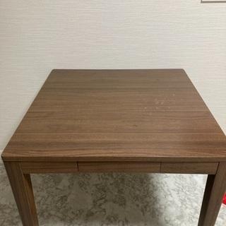 ニトリのダイニングコタツテーブルお譲りします!!