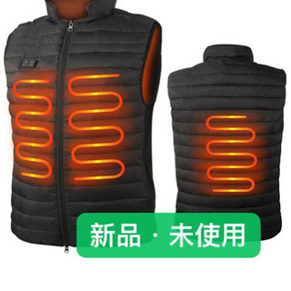 電熱ベスト Lサイズ 新品・未使用