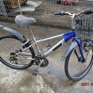 子供用マウンテンバイク タイヤ交換済