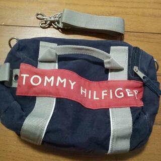 TOMMY HILFIGER  ミニボストン