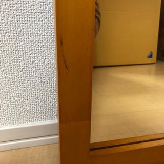 【売ります】半身鏡 - 和歌山市