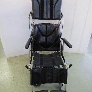 山口)下松市より 車椅子(黒) BIZHA17H