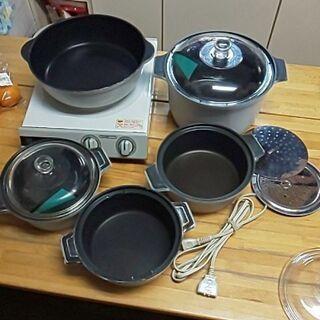 山盛り😤mdtクッキングの電磁鍋🥰🥰🥰