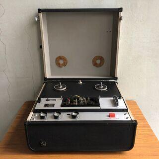 SONY オープンリール テープコーダー TC-357A …