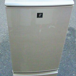 ☆シャープ SHARP SJ-PD17T-N 167L 2ドアノンフロン冷凍冷蔵庫 高濃度プラズマクラスター7000◆つけかえどっちもドアの画像