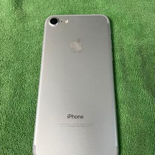 iPhone 7 Silver 32GB SIMフリー
